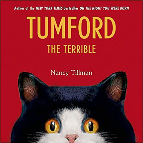 Picture of Tumford the Terrible - Nancy Tillman